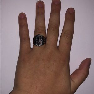 Jewelry: Geometric Statement Ring